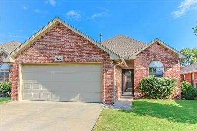 Norman Single Family Home For Sale: 937 Heather Glen
