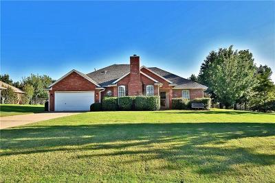 Edmond Single Family Home For Sale: 1208 Scrambler Lane