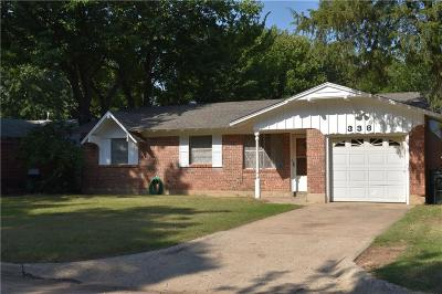 Norman Single Family Home For Sale: 338 Garrison Drive