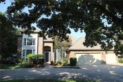 Edmond Single Family Home For Sale: 1801 Morning Star