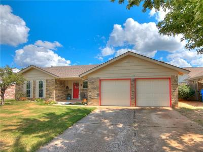 Norman Single Family Home For Sale: 1539 Briar Meadow Road
