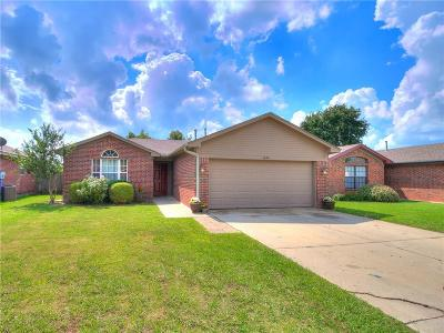 Norman Single Family Home For Sale: 1436 Forest Glenn Circle