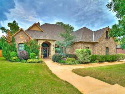 Edmond Single Family Home For Sale: 4208 Riders Mark