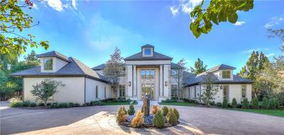 Oklahoma City OK Single Family Home For Sale: $1,499,000