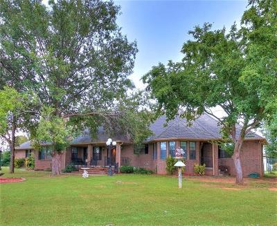 Oklahoma City Single Family Home For Sale: 3700 Blackjack Lane