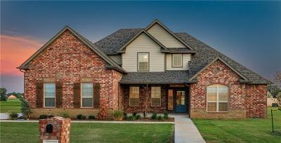 Oklahoma City Single Family Home For Sale: 7124 SW 120 Street