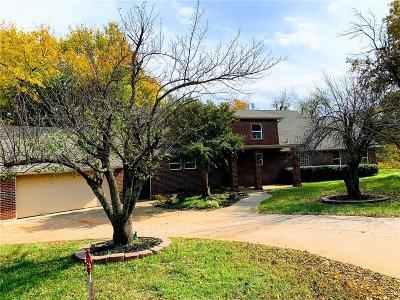 Piedmont Single Family Home For Sale: 5000 W Washington Avenue