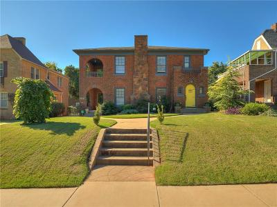 Oklahoma City Single Family Home For Sale: 726 NE 17th Street