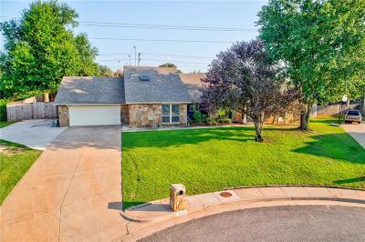 Edmond Single Family Home For Sale: 1800 Nighthawk Court