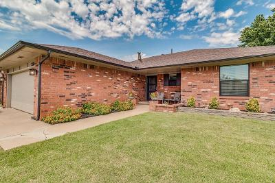 Edmond Single Family Home For Sale: 2511 Ripple Creek Lane