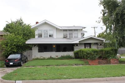Oklahoma City Multi Family Home For Sale: 1446 NW 31st Street