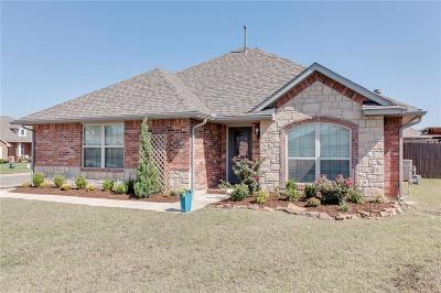 Edmond Single Family Home For Sale: 16212 Juliet Drive