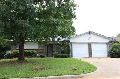 Midwest City Single Family Home For Sale: 112 W Campbell Drive