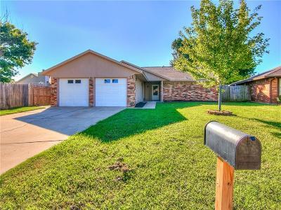 Yukon Single Family Home For Sale: 10204 Exter Avenue