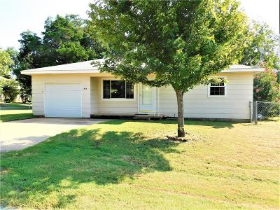 Guthrie Single Family Home For Sale: 824 N 12th