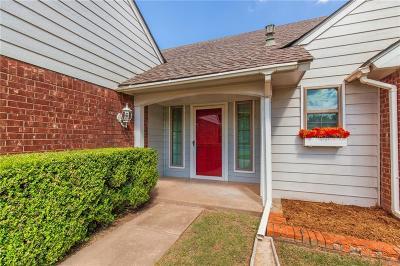 Edmond Single Family Home For Sale: 2021 Silvertree Lane