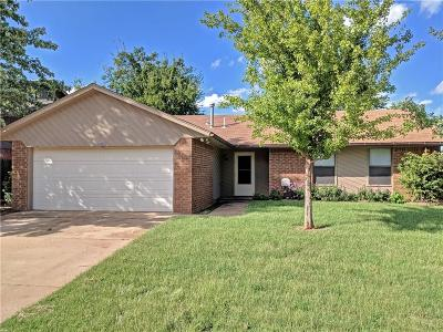 Norman Single Family Home For Sale: 1255 Kingston Road
