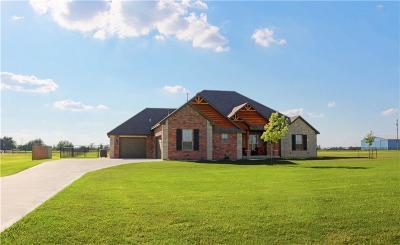 Yukon Single Family Home For Sale: 7951 Prairie Ridge Road