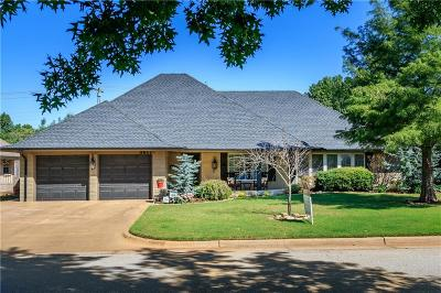Oklahoma City Single Family Home For Sale: 3617 NW 68th Street