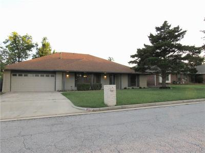 Oklahoma City Single Family Home For Sale: 8116 NW 82nd Street