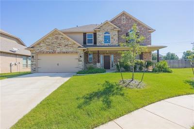 Edmond Single Family Home For Sale: 16104 Windcrest