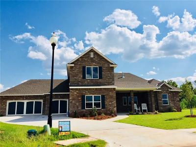 Edmond Single Family Home For Sale: 6824 Jay Crest Drive