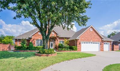 Oklahoma City Single Family Home For Sale: 12108 Rohan Road