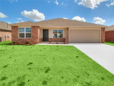 Yukon Single Family Home For Sale: 9712 Glover River Drive