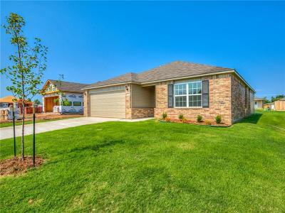Yukon Single Family Home For Sale: 9728 Glover River Drive