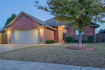 Oklahoma City OK Single Family Home For Sale: $182,900