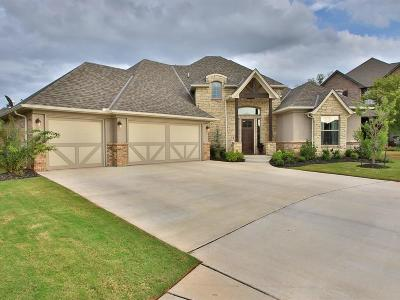 Edmond Single Family Home For Sale: 3308 Doningham Court