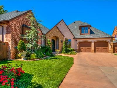 Edmond Single Family Home For Sale: 16313 Scotland Way