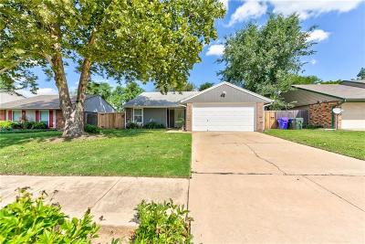 Norman Single Family Home For Sale: 1901 Oakhollow