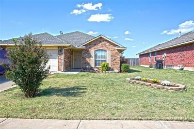 Moore OK Single Family Home For Sale: $134,900