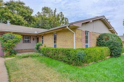 Oklahoma City Single Family Home For Sale: 3812 N Ann Arbor Place