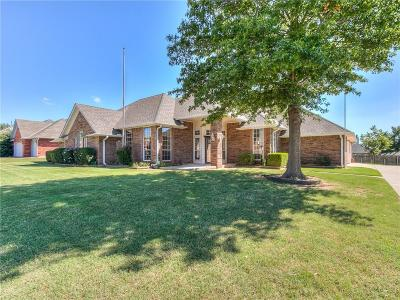Edmond Single Family Home For Sale: 4212 NW 144th Street
