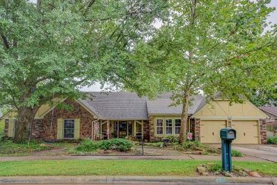 Norman Single Family Home For Sale: 4320 Hunters Hill Road