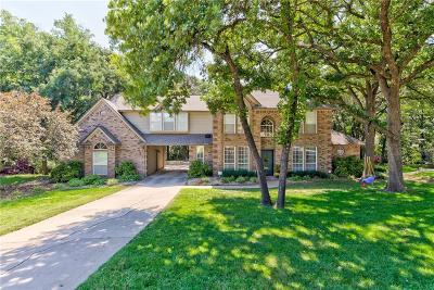 Edmond Single Family Home Pending: 600 Heatherstone Road