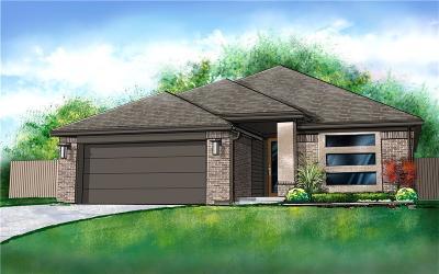 Yukon Single Family Home For Sale: 101 Evermore Lane