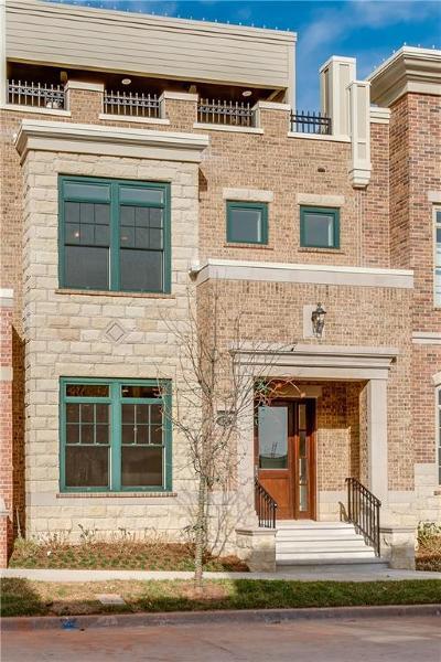 Oklahoma City Condo/Townhouse For Sale: 421 NE 1st Terrace