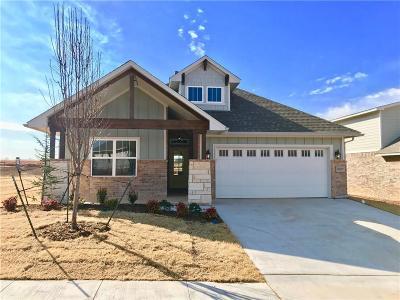 Yukon Single Family Home For Sale: 9917 Quarter Horse Trail