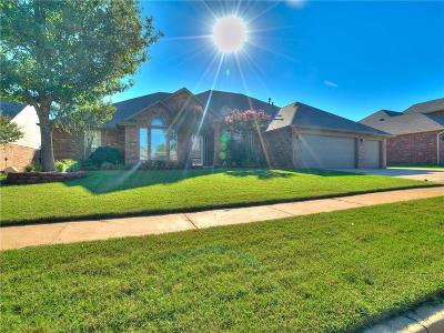 Edmond Single Family Home For Sale: 16908 Parkhurst Road