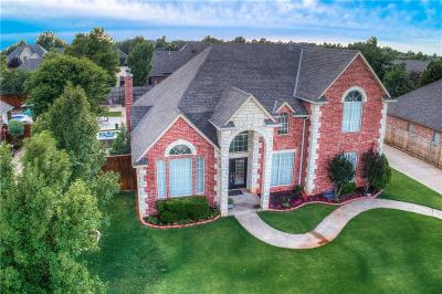 Edmond Single Family Home For Sale: 14509 Oakmond Road