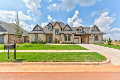 Edmond Single Family Home For Sale: 16317 Brookefield Drive