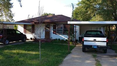 Norman Single Family Home For Sale: 207 W Frank