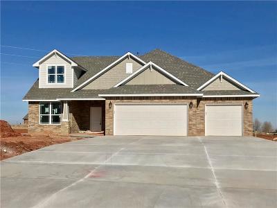Yukon Single Family Home For Sale: 9921 Eastblake Landing