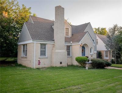 Oklahoma City OK Single Family Home For Sale: $169,500