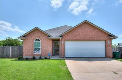 Oklahoma City OK Single Family Home For Sale: $125,000