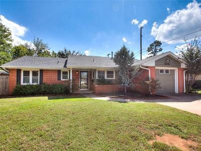 Oklahoma City OK Single Family Home For Sale: $154,900