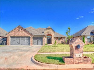 Moore OK Single Family Home For Sale: $214,900